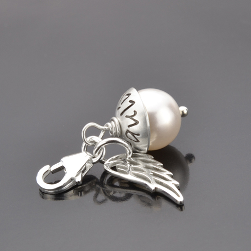 LYHO WINGED VERSION 925 Silber Charm